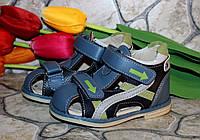 Детские босоножки для мальчика, фирма Том.м, фото 1