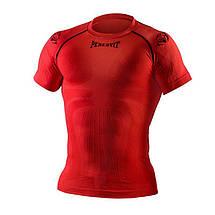 Компрессионная футболка Peresvit 3D Performance Rush Compression T-Shirt Red, фото 3