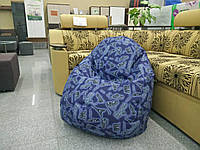 Кресло-овал (ткань Оксфорд), размер 120*90 см