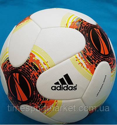 Футбольный Мяч Adidas Europa League 2017-2018, фото 2