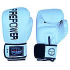 Боксерські рукавички Firepower FPBGA11 Білі, фото 6
