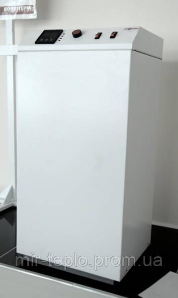 Отопительный котел Маяк-35Т ( чугунный , без внешнего источника питания)