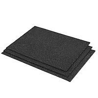 Резиновое покрытие для тренажерного зала Fitness 15 мм (однотонное)