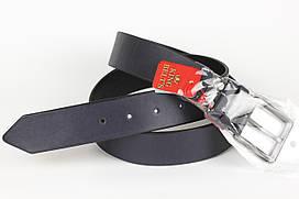 Ремінь шкіряний джинсовий King Belts 45 мм