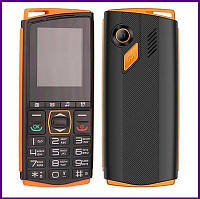 Телефон Sigma mobile Comfort 50 mini4 (Black/Orange). Гарантия в Украине 1 год!
