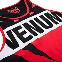 Майка Venum Revenge Tank Top Red Black, фото 3