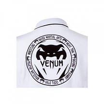 Футболка Venum All sports Polo - White, фото 3