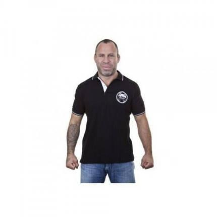 Футболка Venum All sports Polo - Black, фото 2
