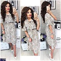 Платье S-1279 (Универсальный) — купить Платья оптом и в розницу в одессе 7км