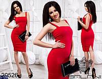 Платье S-1286 (42-44, 44-46) — купить Платья оптом и в розницу в одессе 7км