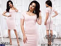 Платье S-1291 (42-46) — купить Платья оптом и в розницу в одессе 7км