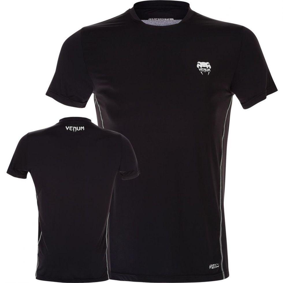 Футболка Venum Contender Dry Tech Black