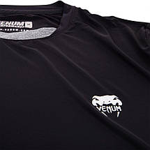 Футболка Venum Contender Dry Tech Black, фото 3