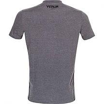 Футболка Venum Contender Dry Tech Grey, фото 3