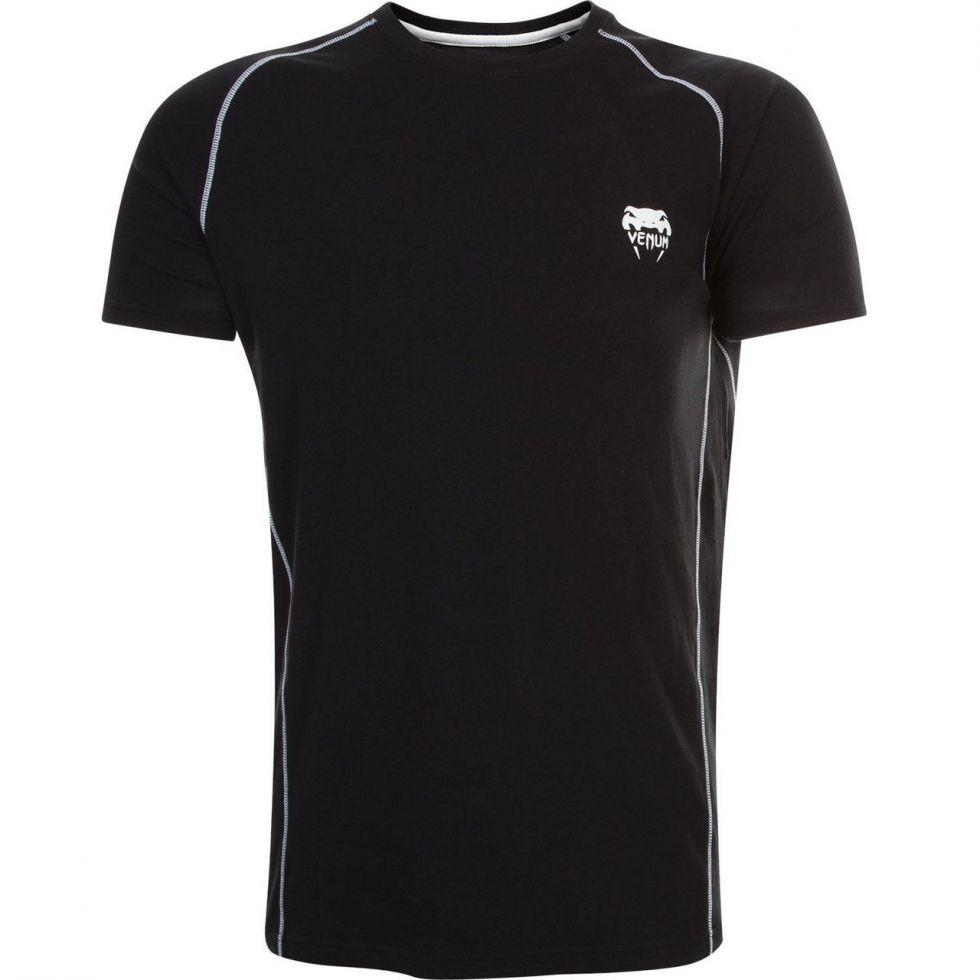 Футболка Venum Contender Dry Tech T-shirt Black