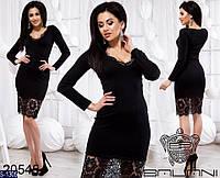 Платье S-1305 (42-44, 44-46) — купить Платья оптом и в розницу в одессе 7км