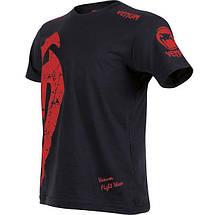 Футболка Venum Giant T-shirt Red, фото 3