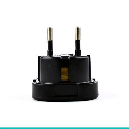 Сетевое зарядное устройство переходник с американской розетки Toto, фото 2