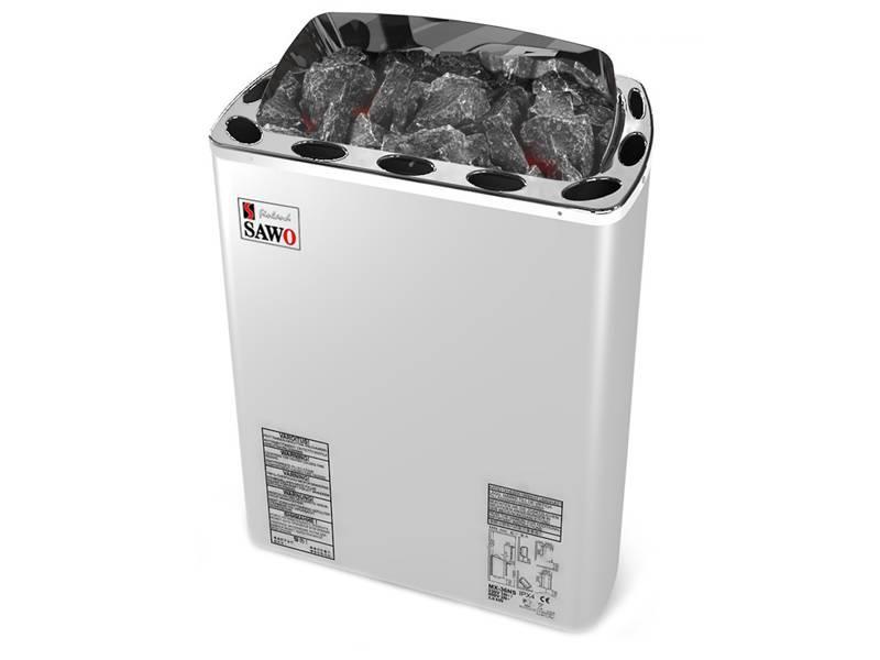 Электрокаменка SAWO Mini X MX NS (2,3-3,6 кВт)