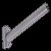 Кронштейн для светильника уличного освещения КБЛ-Сб-15 (д. 60 мм., длина трубы 350 мм., 15 град.) Билмакс