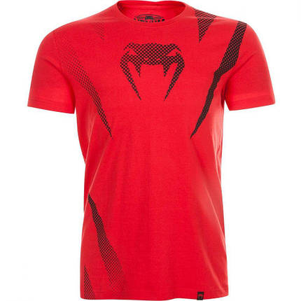 Футболка Venum Jaws T-Shirt Red, фото 2