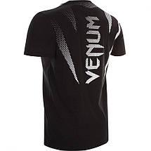Футболка Venum Jaws T-Shirt Black, фото 2