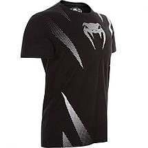 Футболка Venum Jaws T-Shirt Black, фото 3