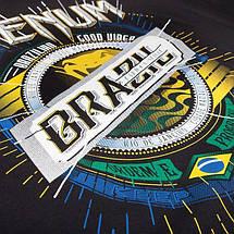 Футболка Venum Keep Rolling T-Shirt Black, фото 3