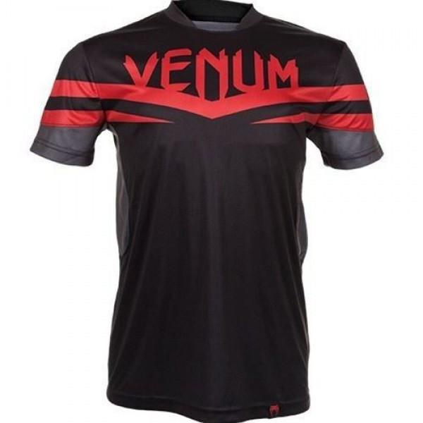 Футболка Venum Sharp Dry Tech T-shirt - Red Devil