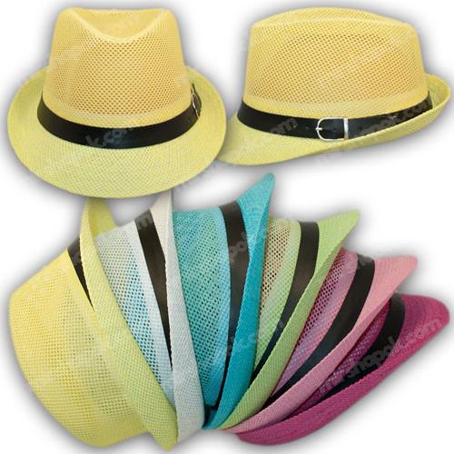Шляпа федора, р. 54-56
