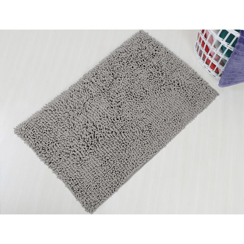 Коврик Irya - Drop gri серый 70*120 см