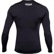 Компрессионная футболка Venum Contender 2.0 Compression L/S, фото 3