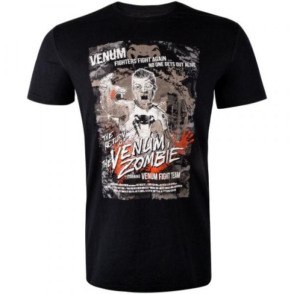 Футболка Venum Zombie Return T-shirt Black