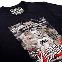 Футболка Venum Zombie Return T-shirt Black, фото 3