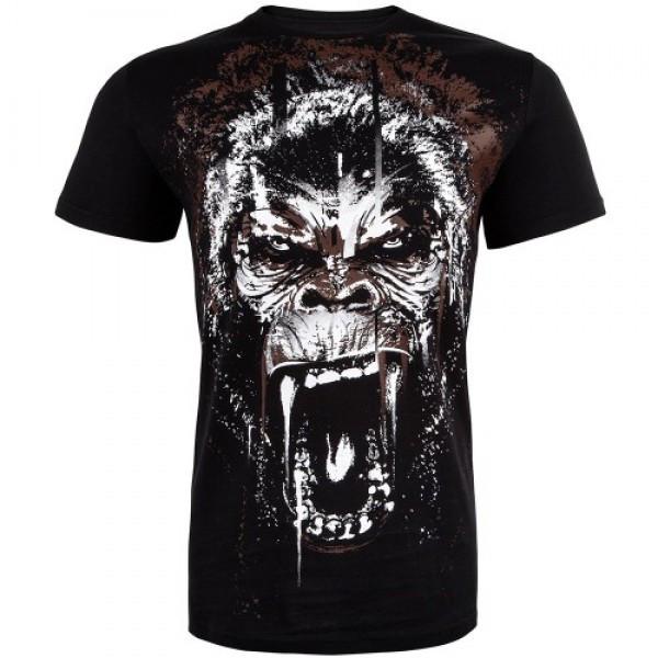 Футболка Venum Gorilla T-shirt Black