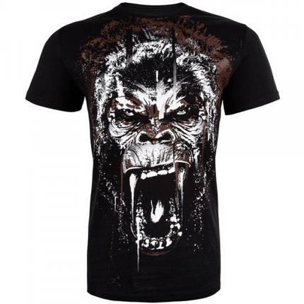 Футболка Venum Gorilla T-shirt Black, фото 2