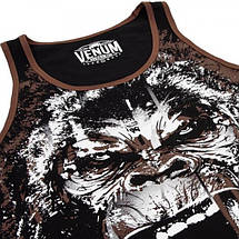 Майка Venum Gorilla Tank Top Black, фото 3