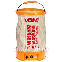 Мойка высокого давления для автомобиля VOIN VС-327, напряжение 12 V, 9 A, 120 W, 5.5 литров в минуту, 13 литров, минимойка, портативная автомойка