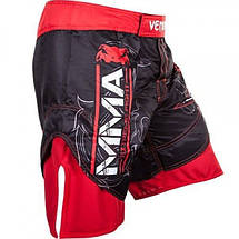 Шорты Venum Pirate 2.0 Fightshorts - Bloody Red, фото 2