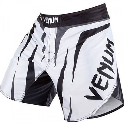 Шорты Venum Sharp fightshorts - Ice/Black, фото 2