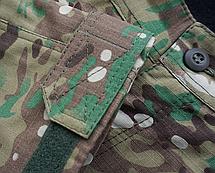 """Брюки тактические зимние, теплые (на флисе) """"Military""""Мультикам, фото 2"""
