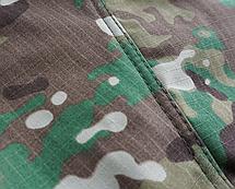 """Брюки тактические зимние, теплые (на флисе) """"Military""""Мультикам, фото 3"""