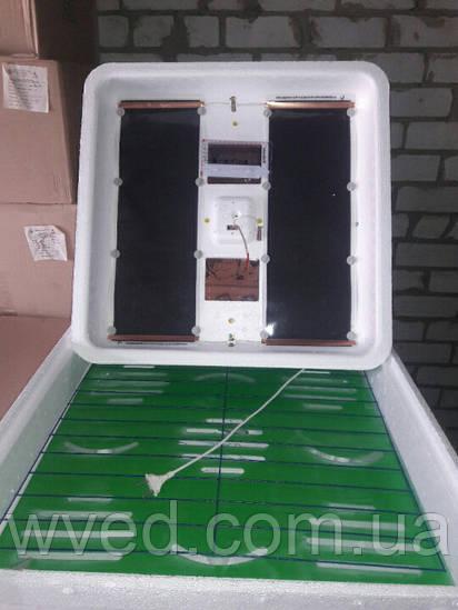 Инкубатор Рябушка 150 яиц Смарт плюс электромеханический с механическим переворотом яиц плёночный нагрев