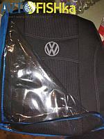 Чохли модельні / чехлы модельные Volkswagen LT 1996-2005 темно. сірі 1+2, фото 1