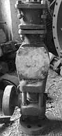 Клапан регулирующий 15с920нж Ду40 Ру400 угловой фланцевый