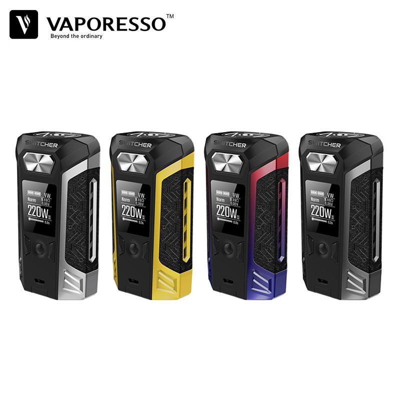 Vaporesso Switcher 220W TC - Батарейный блок для электронной сигареты. Оригинал