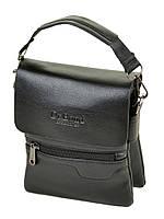 Мужская сумка-планшет DR. BOND 303-1 black, фото 1