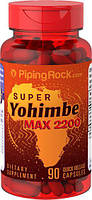 Piping Rock Super Yohimbe max 2200 mg 90 caps