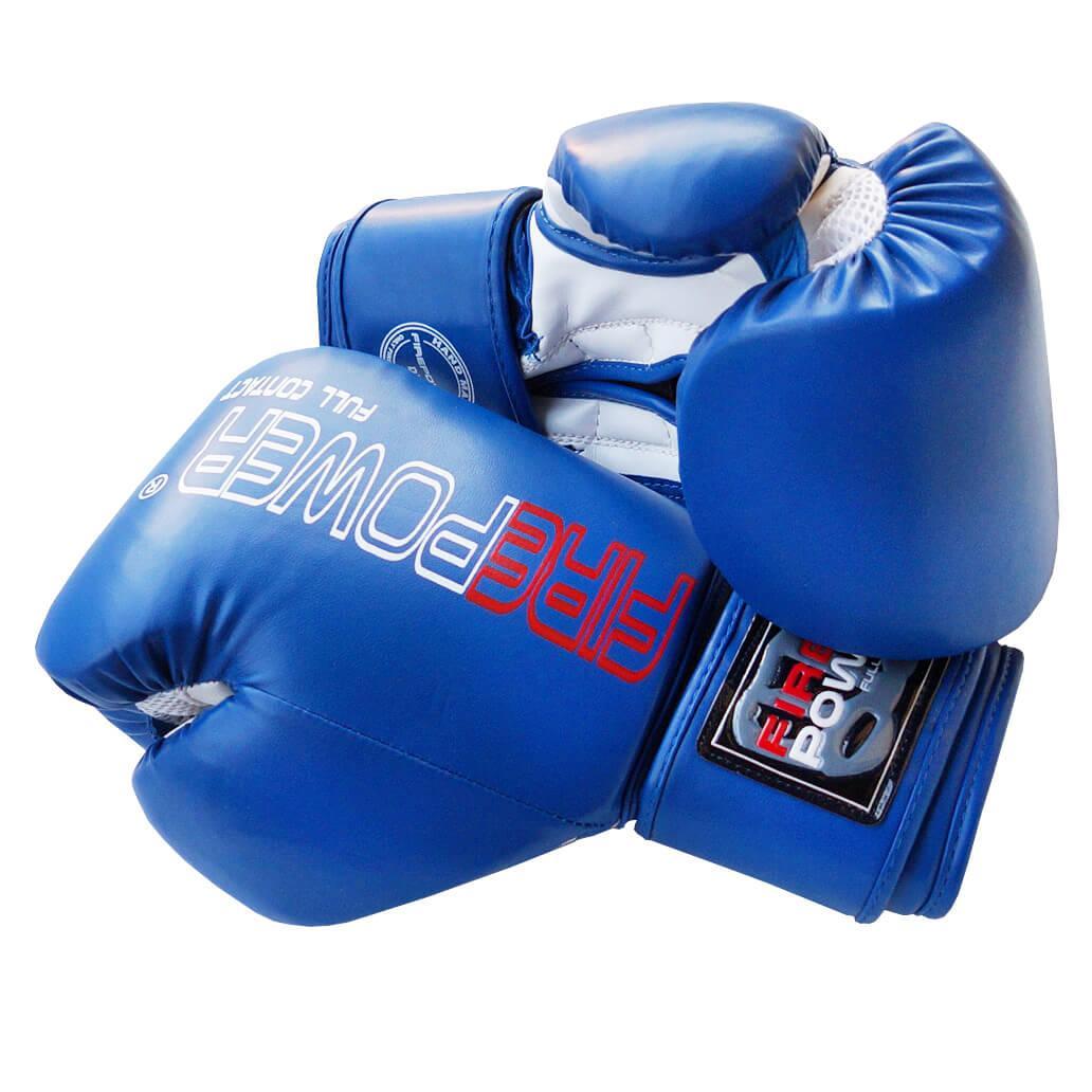 Боксерские перчатки Firepower FPBGA1 NEW Синие