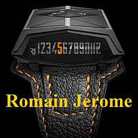 Необычные часы Romain Jerome. 8 место в ТОП-10